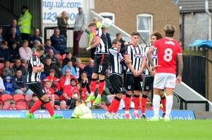 which summer signing was a 'menace' against barnsley? see our grimsby town player ratings