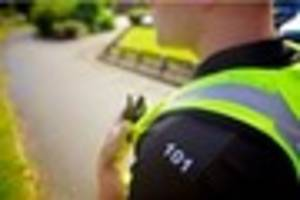 Essex Police appeal to find man after pursuit through Brentwood...