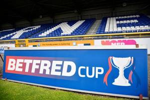 betfred cup round-up as dunfermline's nicky clark bags four and livingston's neil alexander produces penalty heroics