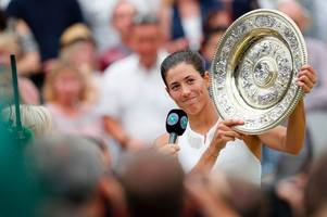 Garbine Muguruza wins Wimbledon title for first time after beating Venus Williams in straight sets