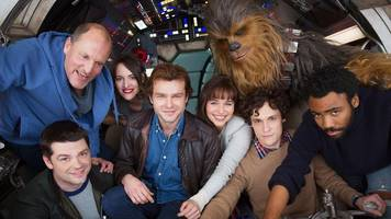 Star Wars' Han Solo movie appears to still be on track for summer release, more details soon