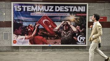 Turkey to mark anniversary of coup attempt