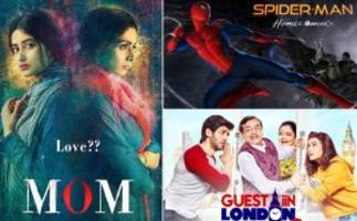 Mom, Guest Iin London, Spider-Man: Homecoming – 2nd Friday Box Office Collections
