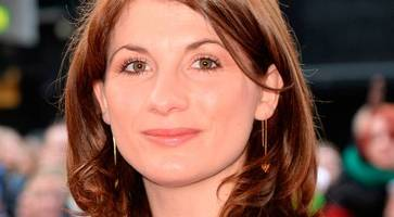 Jodie Whittaker 'completely overwhelmed' to be named first female Doctor Who