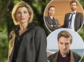 Fans realise how Broadchurch and Doctor Who are connected
