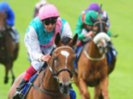 enable targets yorkshire oaks after victory at the curragh