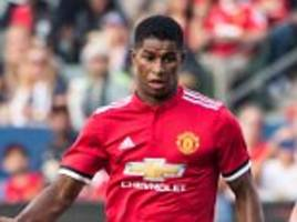 marcus rashford growing in stature at manchester united