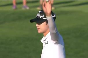 Sung Hyun Park has a great final round to win her first career major | 2017 U.S. Women's Open