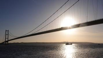 Humber Bridge among nine Hull locations to be given listed status