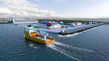 aberdeen harbour expansion plan set for funding boost