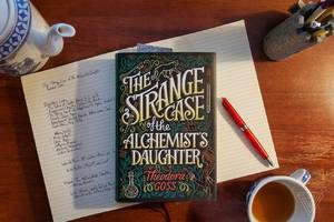 The Strange Case of the Alchemist's Daughter is the monster mashup we need