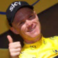 stressed froome survives in yellow