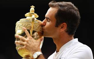 federer shocked by comeback after sealing eighth sw19 title