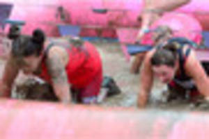 race for life 2017: pretty muddy 5k race for life in aid of...