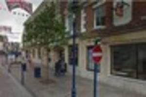 Police are hunting for two suspects after a stabbing in the...