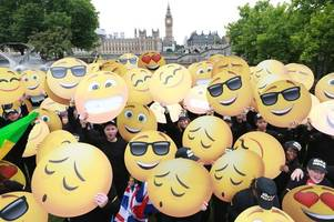 it's world emoji day tomorrow - and you can vote for your favourite one