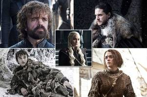 Game of Thrones season six catch up - where is everyone before the season seven premiere