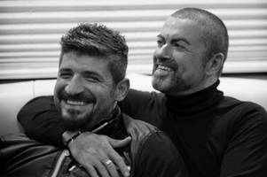 george michael's boyfriend fadi fawaz opens up in poem looking back on tragic singer's death