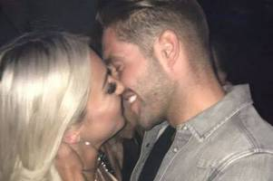 love island's jonny mitchell caught kissing fellow reality reject chyna ellis the same night tyla snogged muggy mike