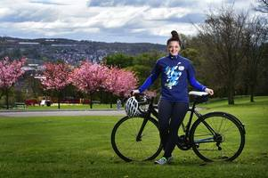 pedal for scotland 2017: charline joiner helps you get ready for our most popular cyclist event