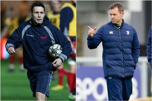 wales should bring stephen jones and danny wilson into coaching team for autumn series, says shane williams