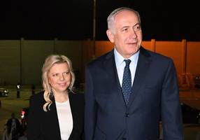 Prime Minister Netanyahu heads to Paris as protest reaches 33'd week