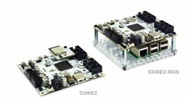 Ubuntu Linux and Husarion's CORE2-ROS Make Robot Development Easy and Fun
