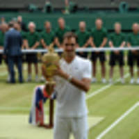 Tennis: Nike revels in Roger Federer's record eighth Wimbledon title