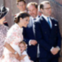 Crown Princess Victoria of Sweden reveals anxiety battle