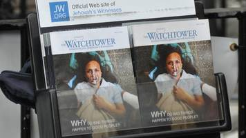 russia jehovah's witnesses banned after they lose appeal