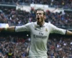 gareth bale claims he never thought about leaving real madrid
