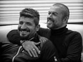 george michael's boyfriend fadi fawaz writes poem