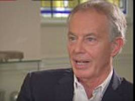 tony blair's poll says britons do want hard brexit