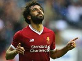 jurgen klopp backs 'unbelievable' mohamed salah to suceed