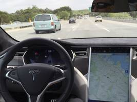 a tesla driver who crashed into a marsh denies reports that autopilot was engaged at the time of the accident