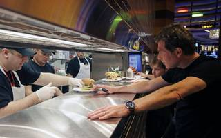 Bobby Flay's Burger Palace is going public