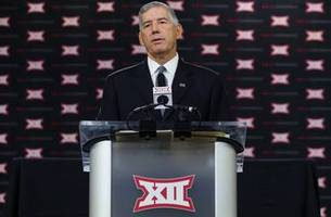 bowlsby: restoring big 12 football title game was all about making cfp