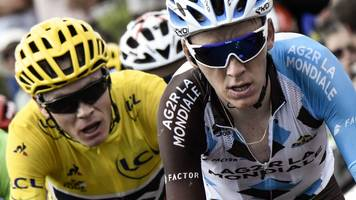 Tour de France 2017: Romain Bardet wants more 'respect' for Chris Froome