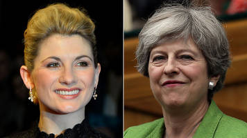 Doctor Who: Prime Minister welcomes first female Time Lord
