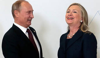Is Russiagate Really Hillarygate?