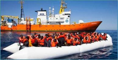 Soros-Sponsored Immigration Network Exposed In Italy