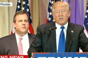 Trump Reportedly Fell Out With Christie Over Whose Phone Would Take Obama's Call on Election Night