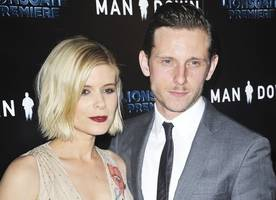 kate mara and jamie bell get married, share their first wedding pic