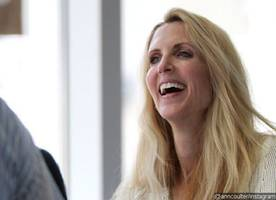 Ann Coulter Rages on Twitter After Delta Switched Her Pre-Booked Seat