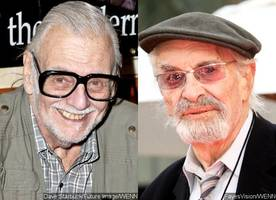 Hollywood Mourns the Loss of Legendary Filmmaker George Romero and Oscar Winner Martin Landau