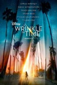 a wrinkle in time - cast: storm reid, oprah winfrey, reese witherspoon, mindy kaling, gugu mbatha-raw, chris pine, zach galifianakis, andre holland, levi miller, deric mccabe, bellamy young, rowan blanchard, will mccormack