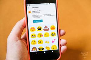 Google is using the impending death of its blob emoji to promote Allo