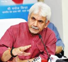 Activities like Swachhta Pakhwada play important role in spreading awareness on cleanliness: Manoj Sinha