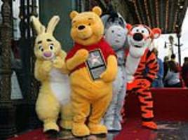 China censors ban Winnie the Pooh as Xi compared to bear