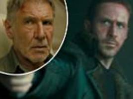 Harrison Ford warns Ryan Gosling in Blade Runner trailer